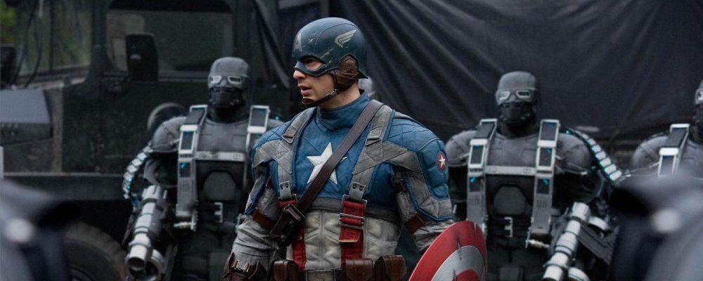 Captain America Il primo Vendicatore streaming