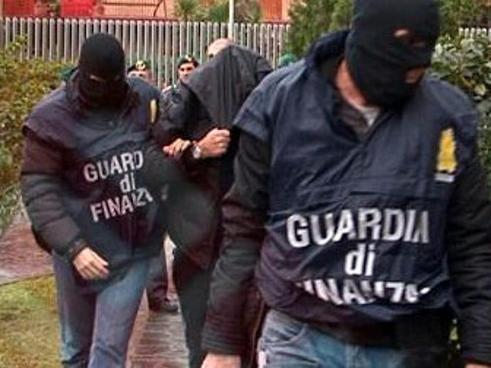 91 arresti palermo nomi guardia di finanza