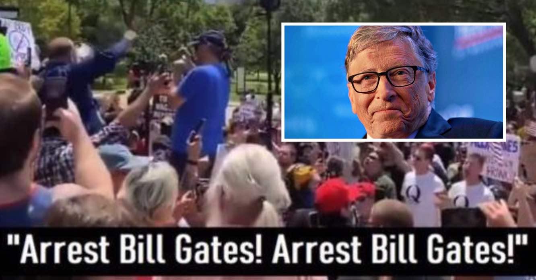 bill gates arrestato