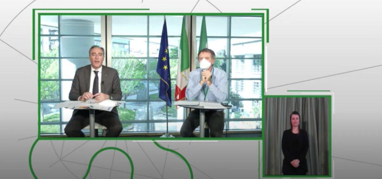 diretta conferenza regione lombardia 4 maggio