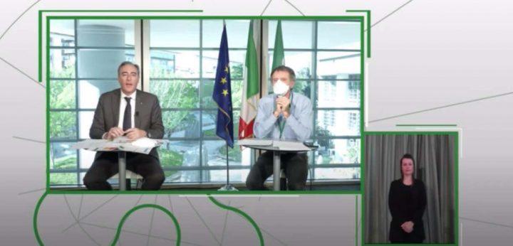 diretta conferenza regione lombardia 6 maggio