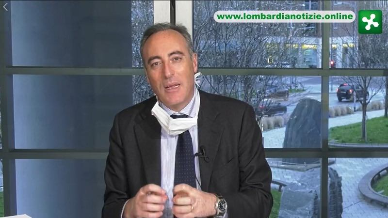 diretta conferenza regione lombardia facebook bollettino