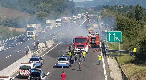 incidente a13 rovigo morto