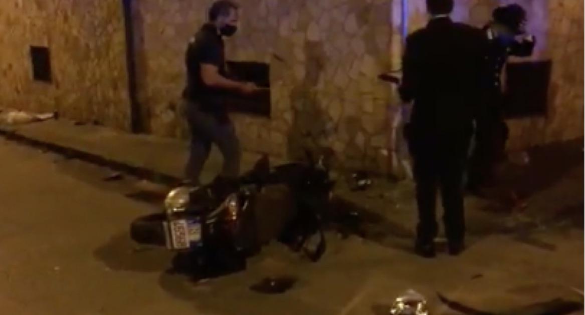 incidente frattamaggiore morto giovane caivano
