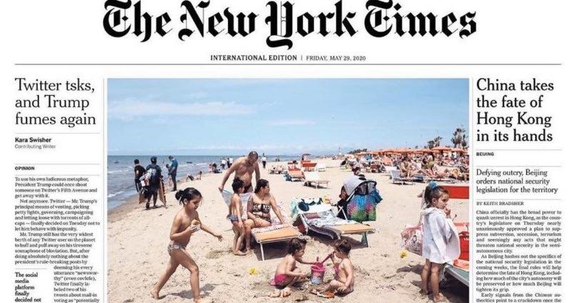 new york times varcaturo giugliano