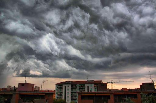 previsioni meteo campania 18 19 maggio