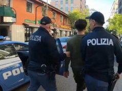 arresti polizia secondigliano rapine nord
