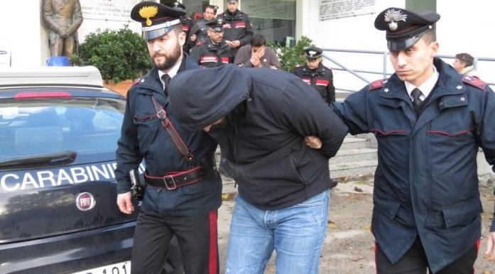 carabinieri arresti sant'antimo 9 giugno