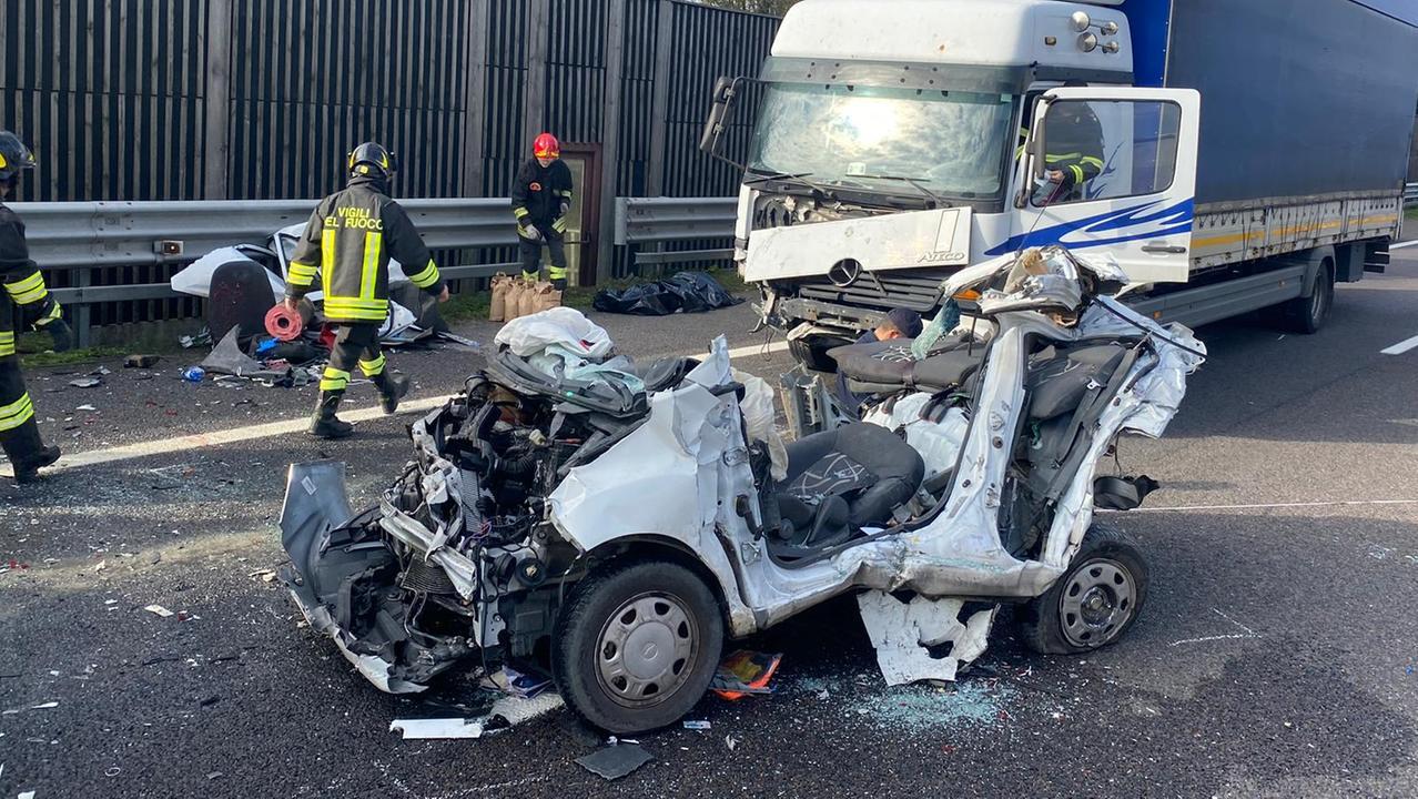 incidente morto autostrada