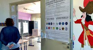 giugliano elezioni scheda