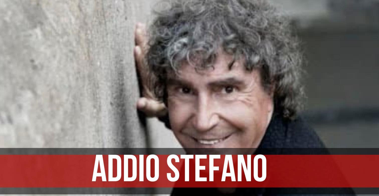 morto Stefano D'Orazio