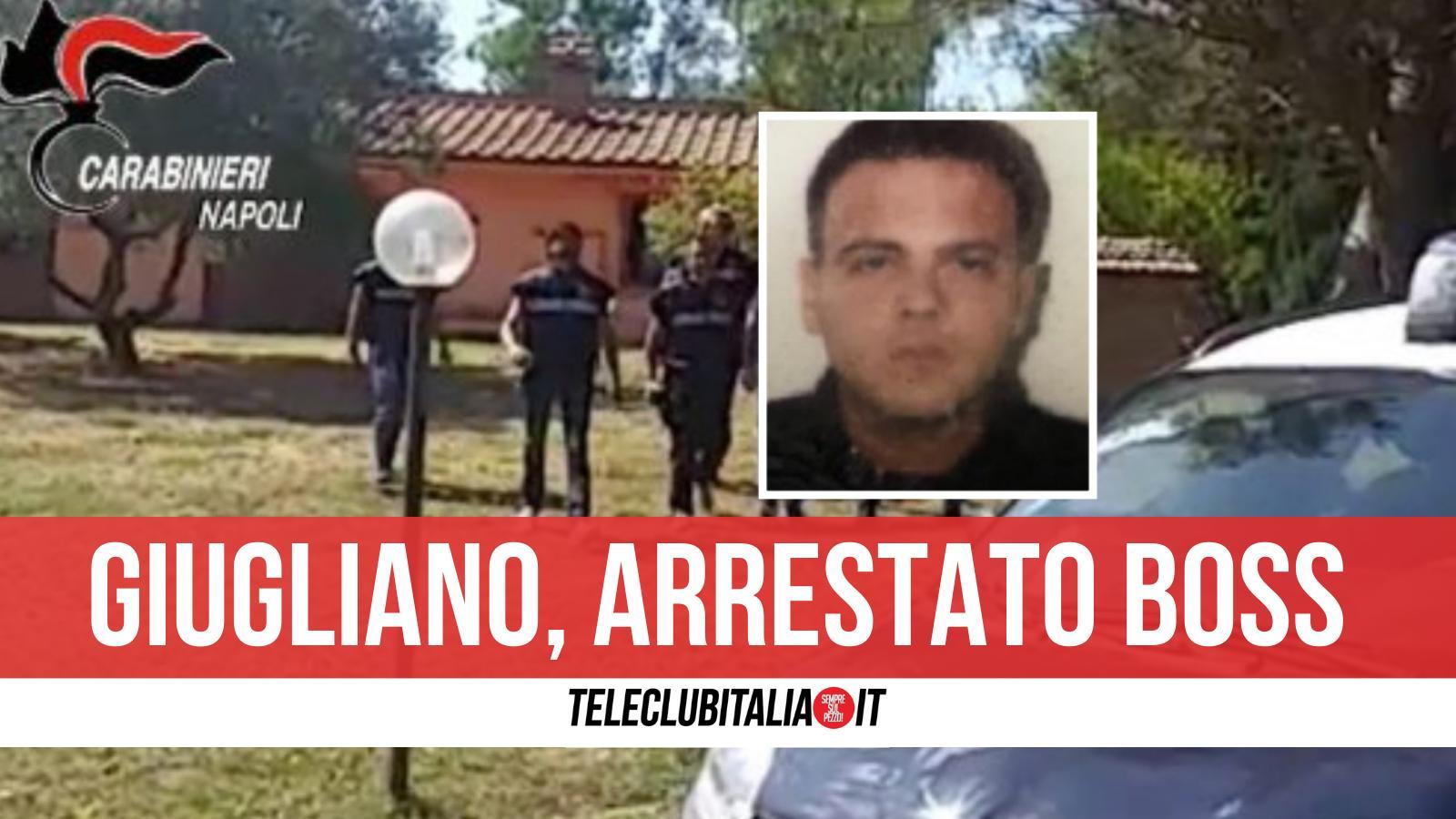 giugliano arrestato gaetano cifrone