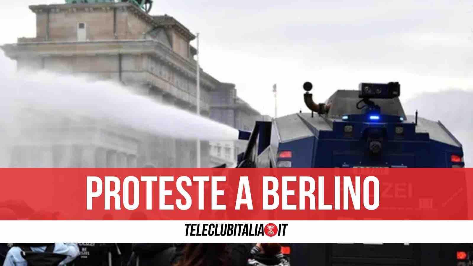 berlino proteste