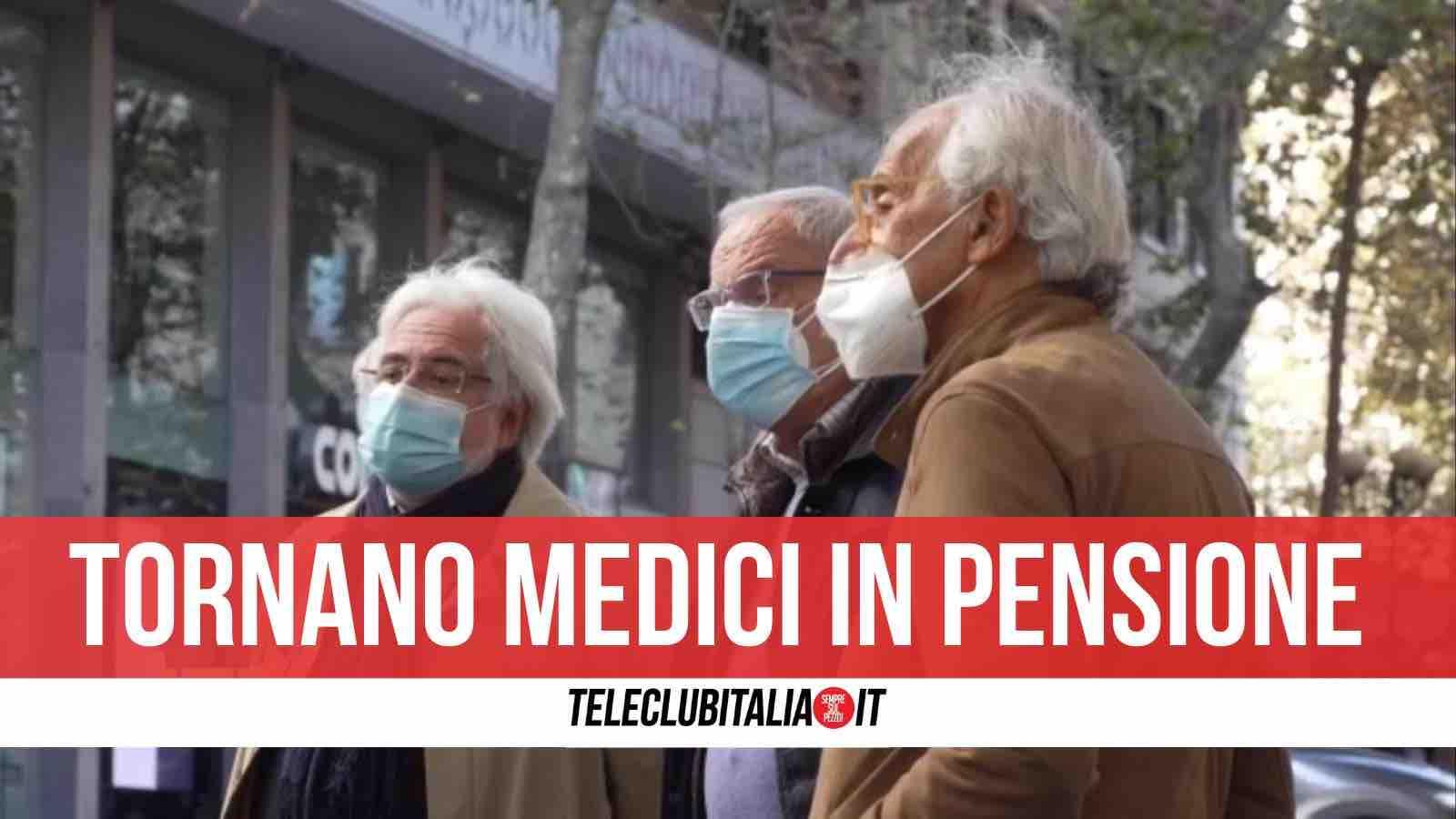 medici pensione campania