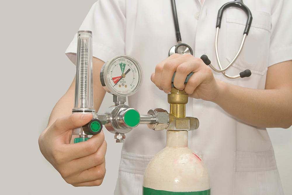 ossigeno liquido campania