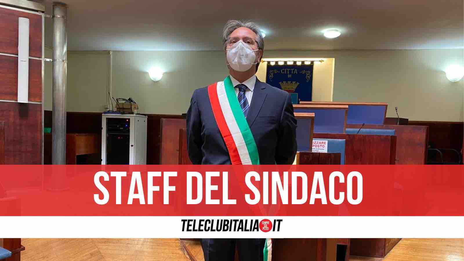 staff sindaco giugliano