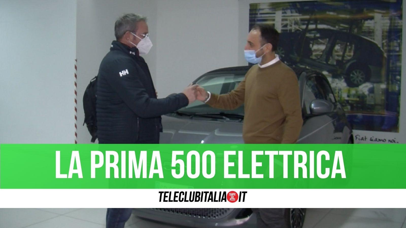 russauto 500 elettrica