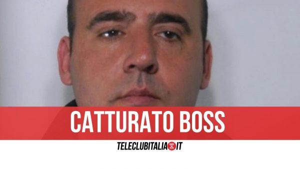 gragnano catturato boss