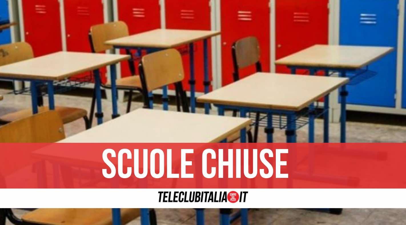 scuole chiuse a marano