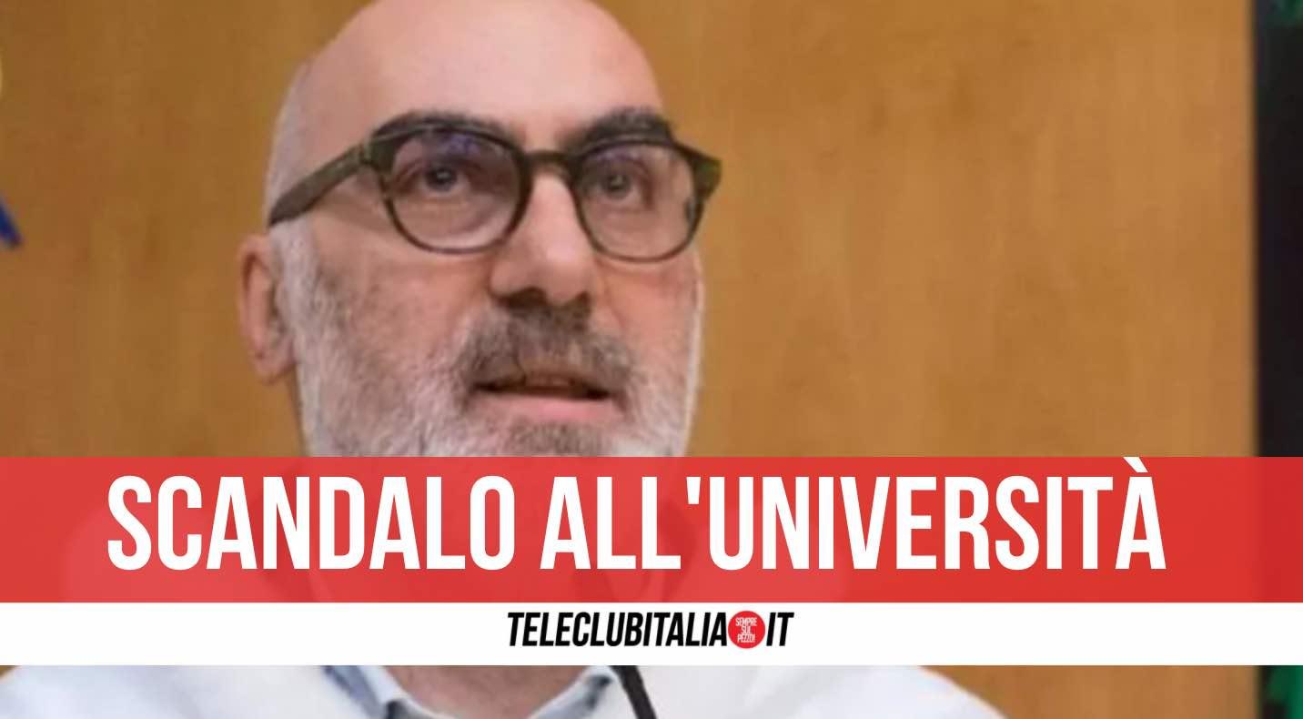 scandalo università federico II