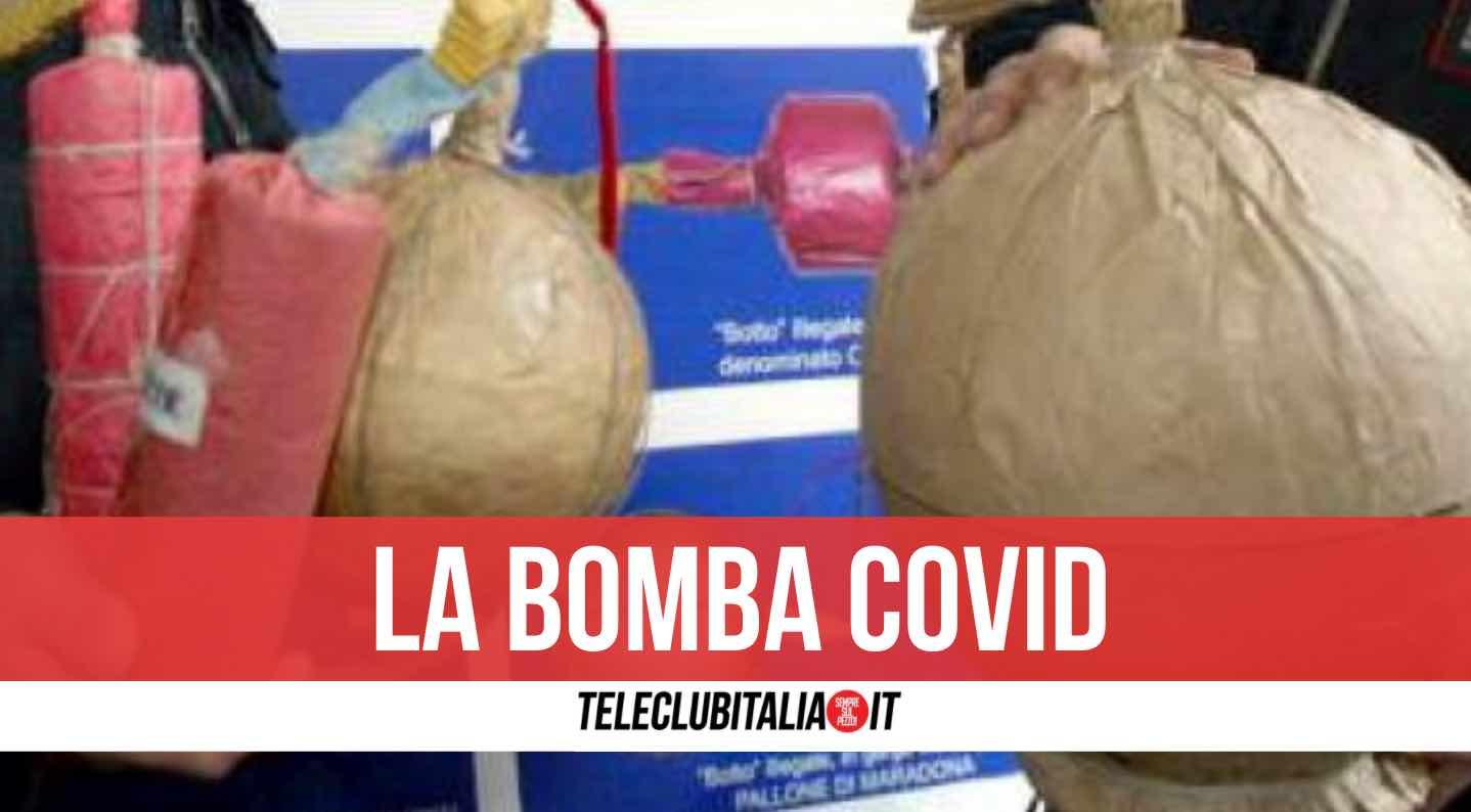 bomba covid
