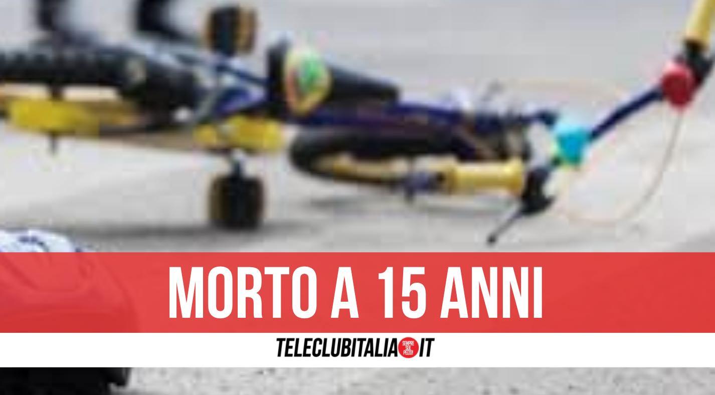 michele santoro 15 anni