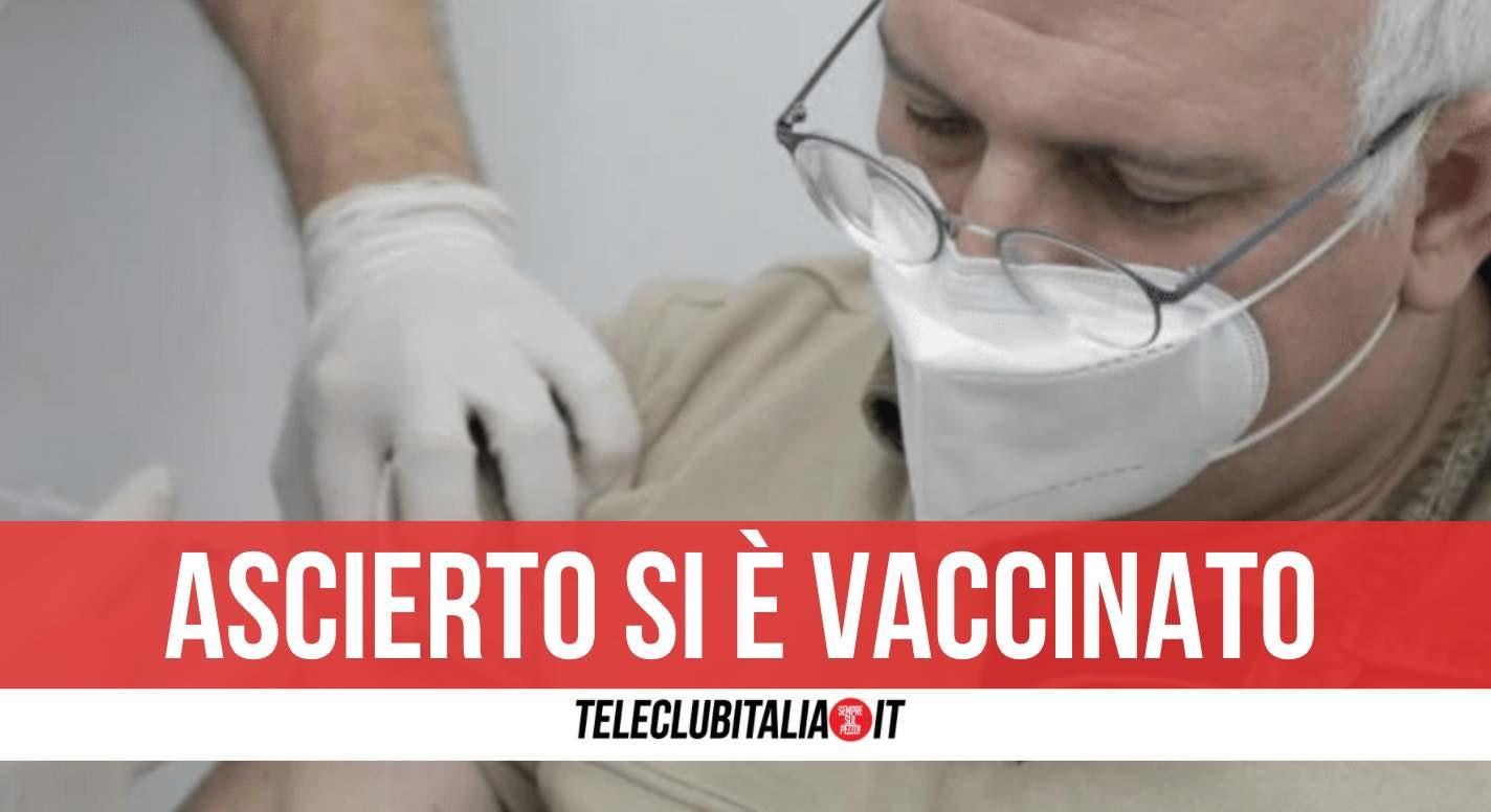 paolo ascierto si è vaccinato