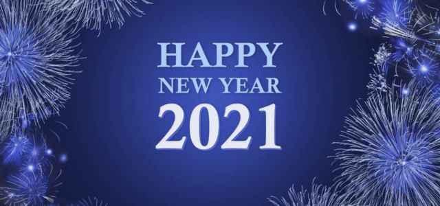 auguri di buon anno frasi immagini 2021