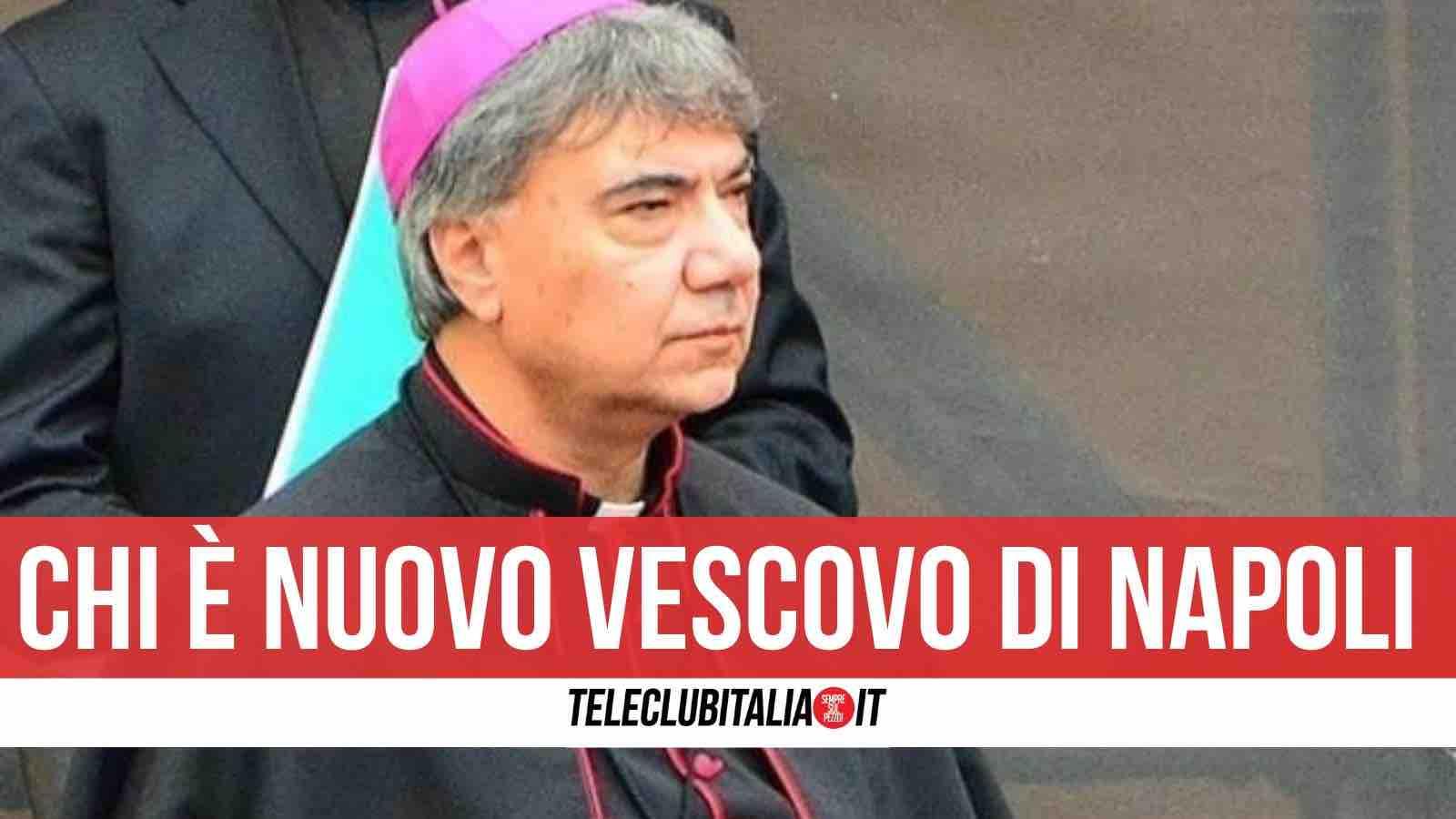 domenico battaglia vescovo napoli
