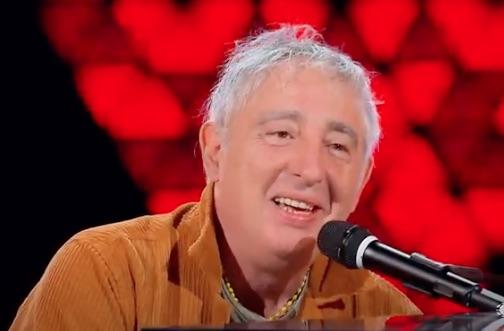 eminio sinni the voice of italy senior