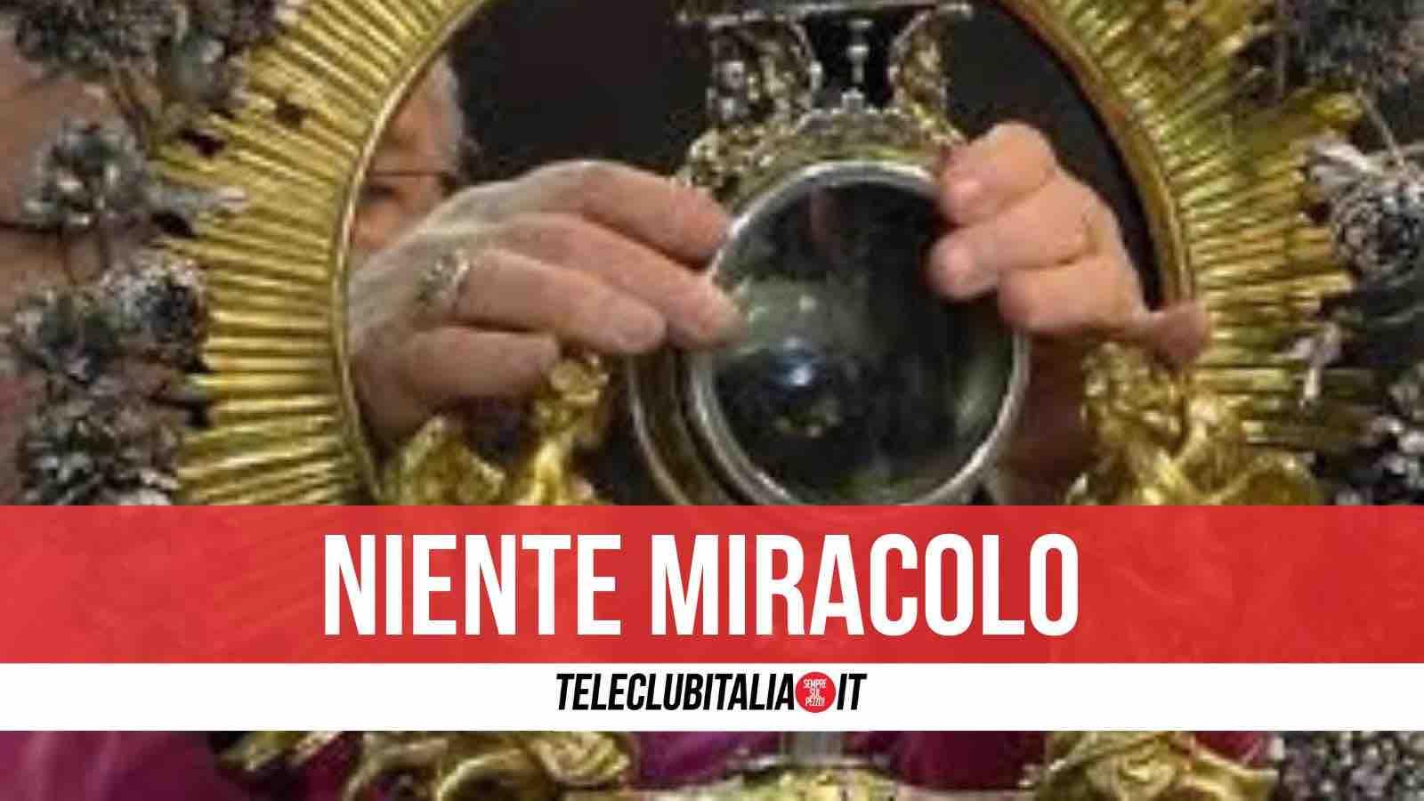miracolo san gennaro