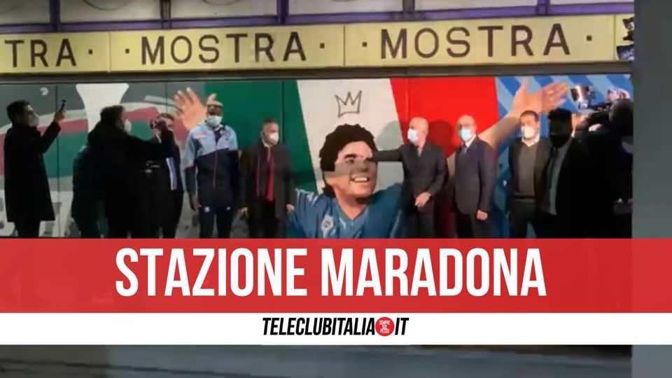 stazione maradona