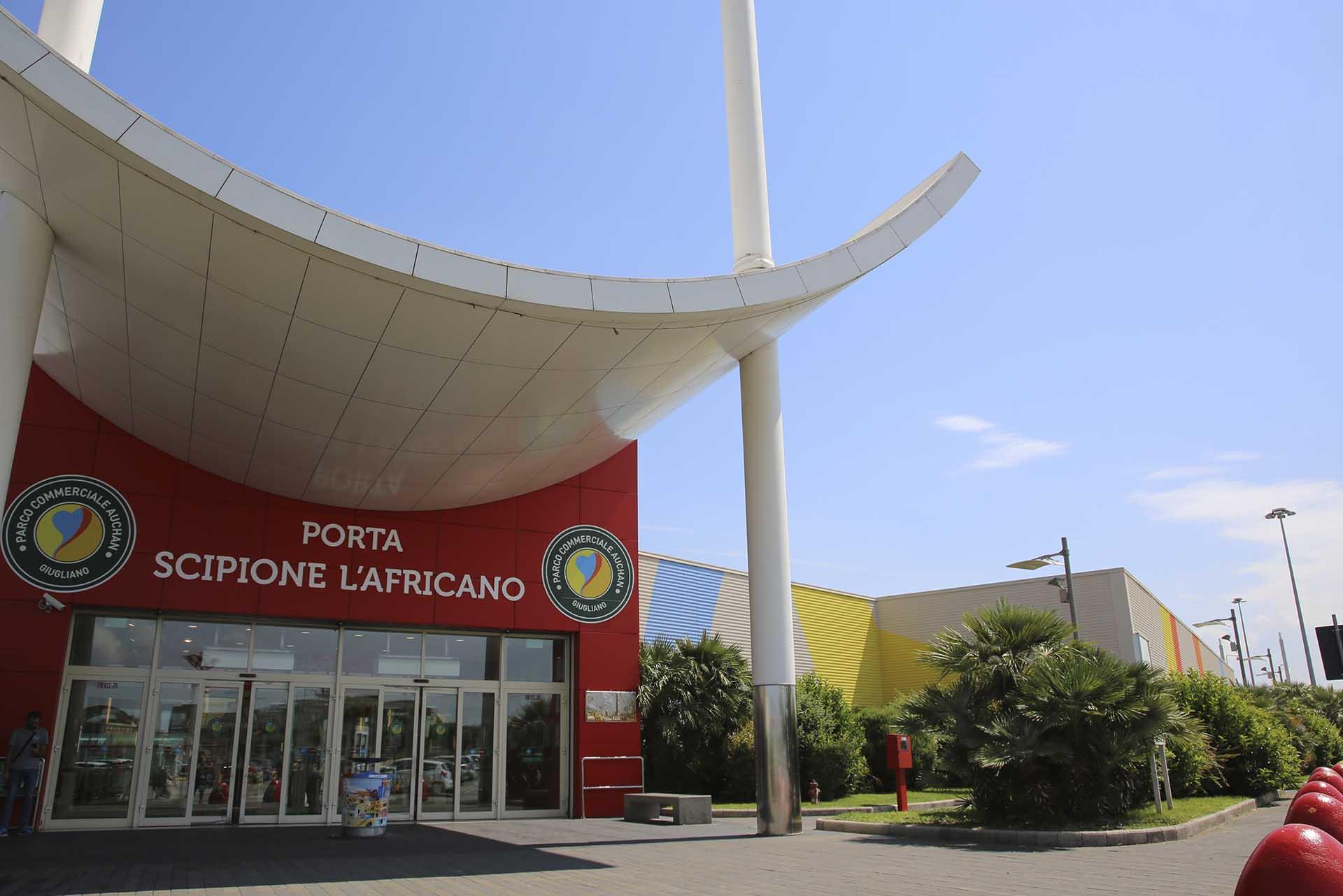 parco commerciale grande sud