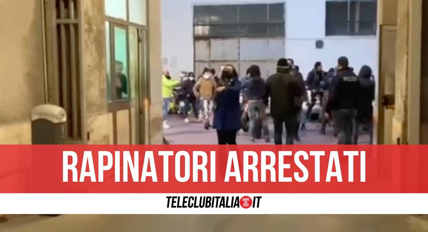 arrestati rapinatori gianni