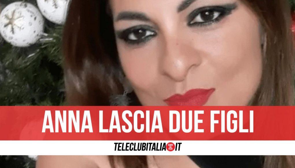 Anna Fogliamanzillo morta