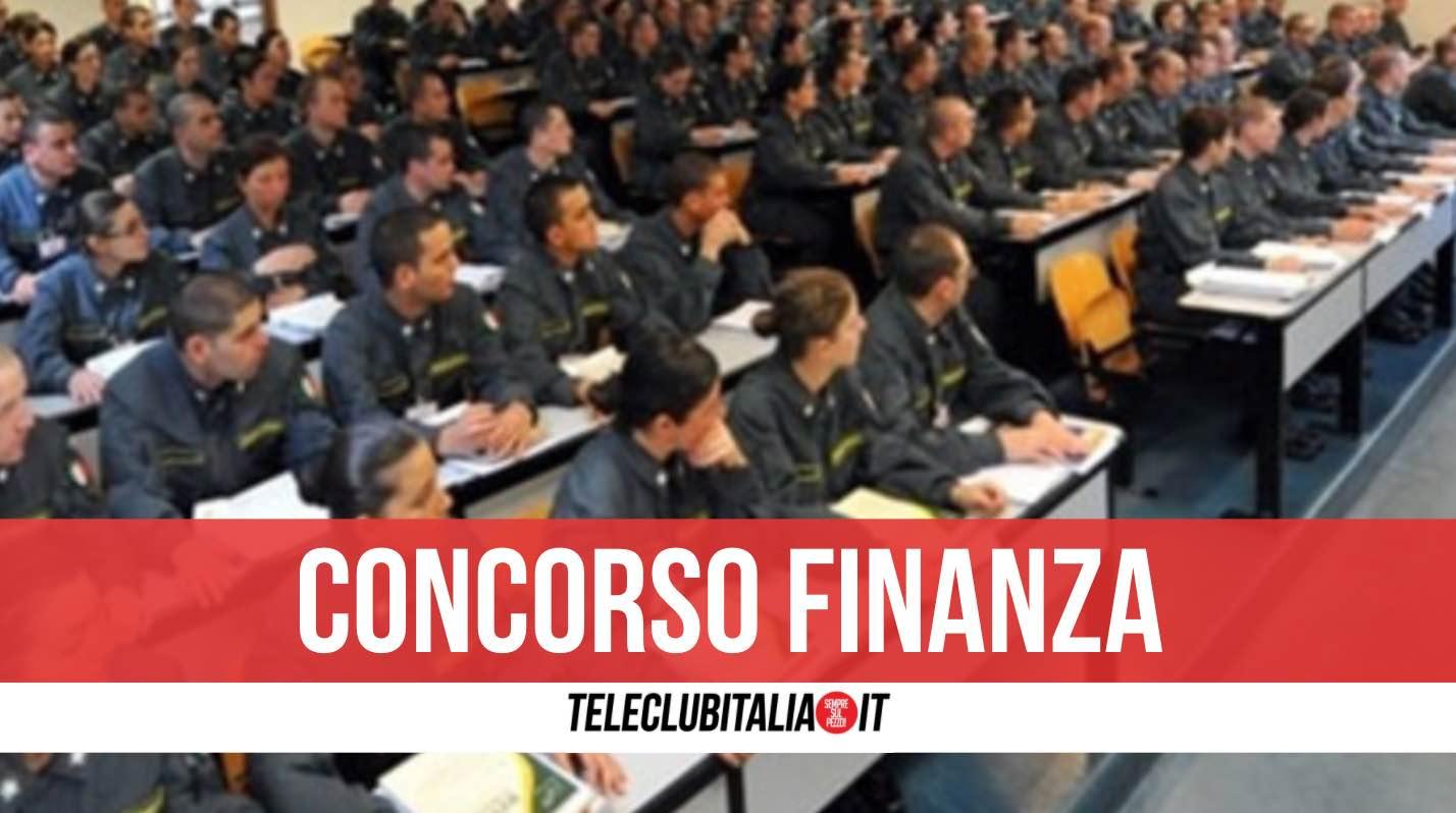 concorso finanza