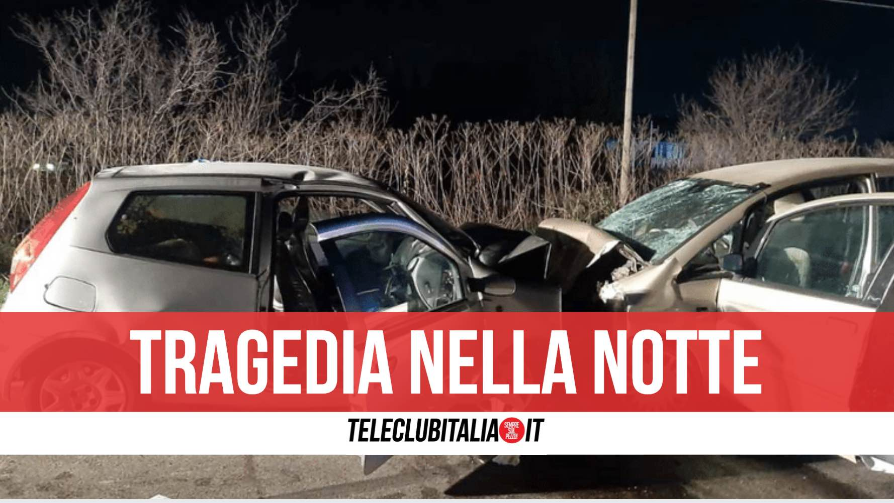 incidente mortale caivano