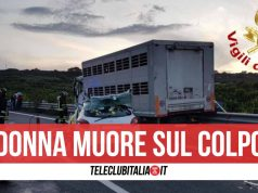 incidente mortale siracusa