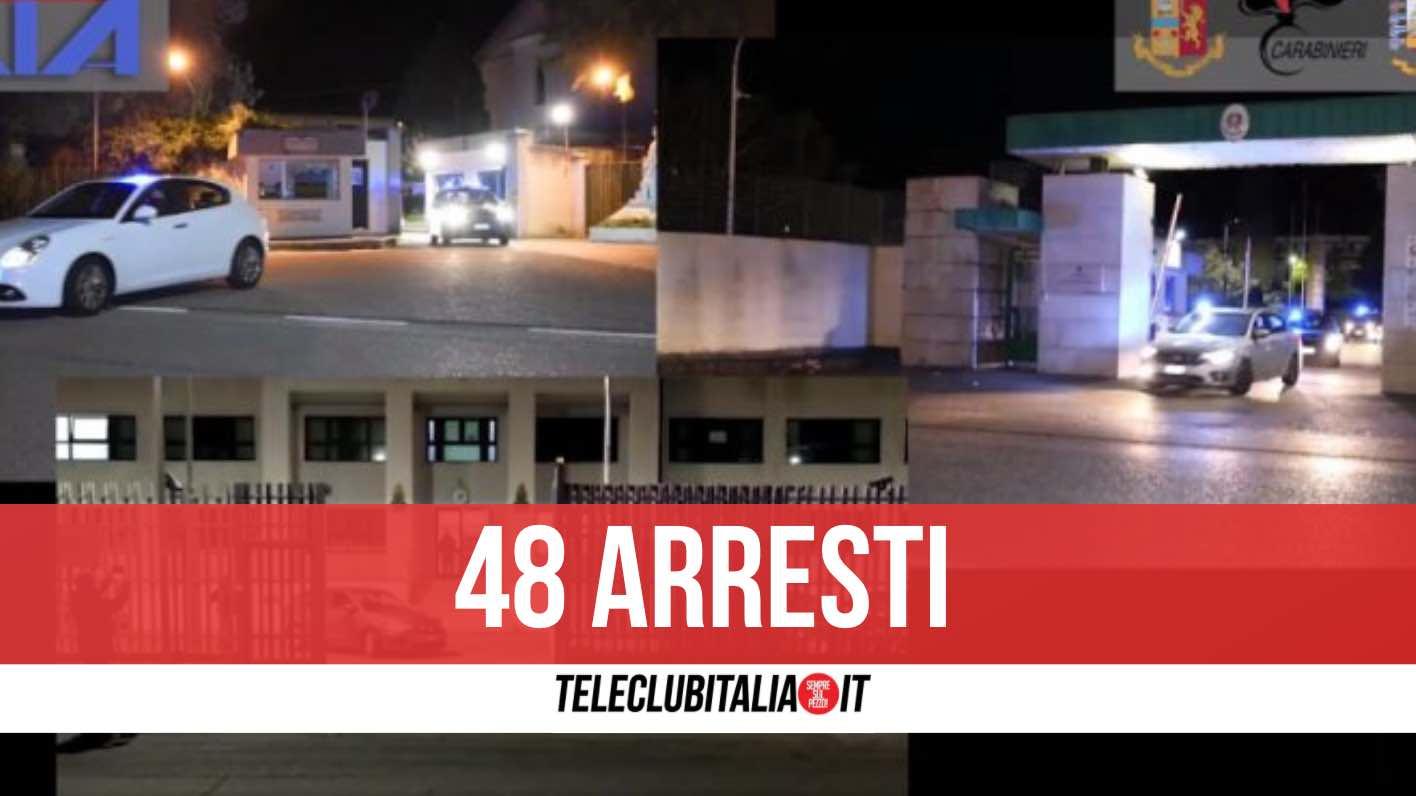 arresti ndrangheta