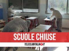 nocera superiore scuole chiuse