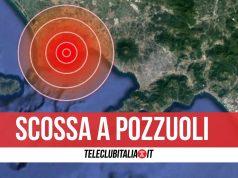 terremoto notte 21 febbraio pozzuoli