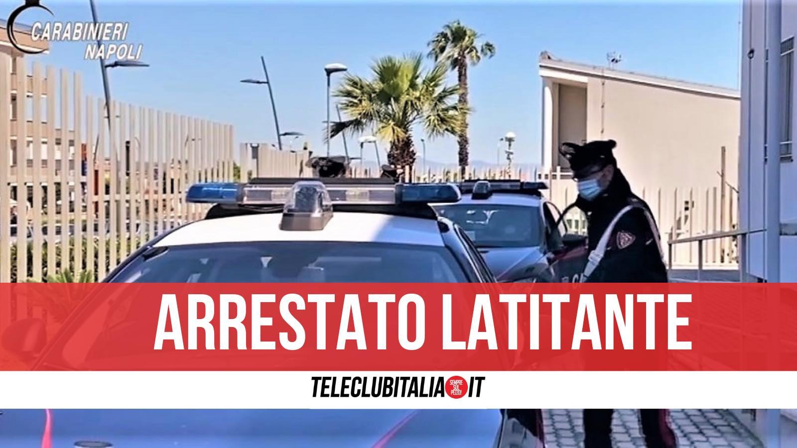 arrestato latitante campo rom giugliano