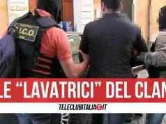 arresti clan dei casalesi toscana nomi