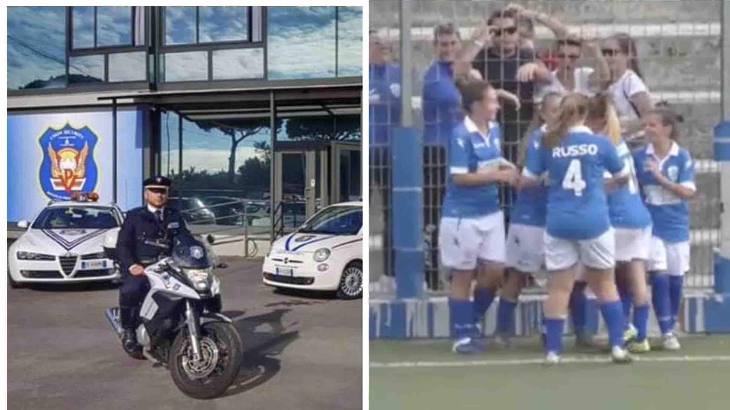 calcio napoli femminile union security