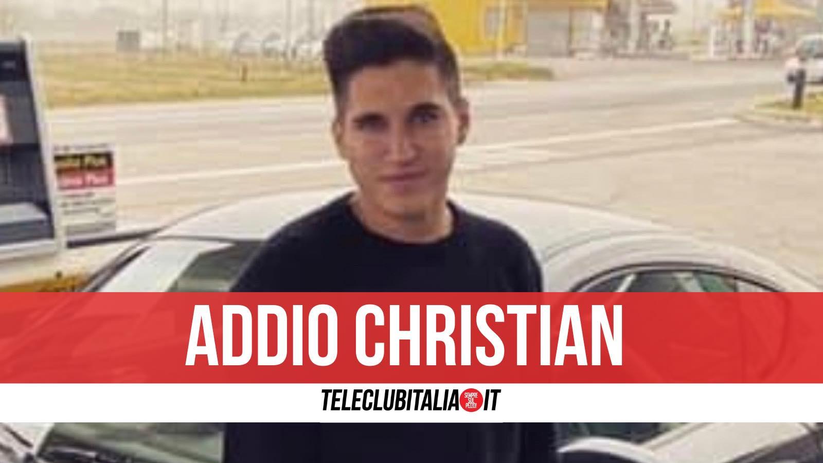christian vernocchi morto cervia incidente
