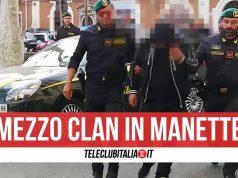 clan casalesi arresti toscana