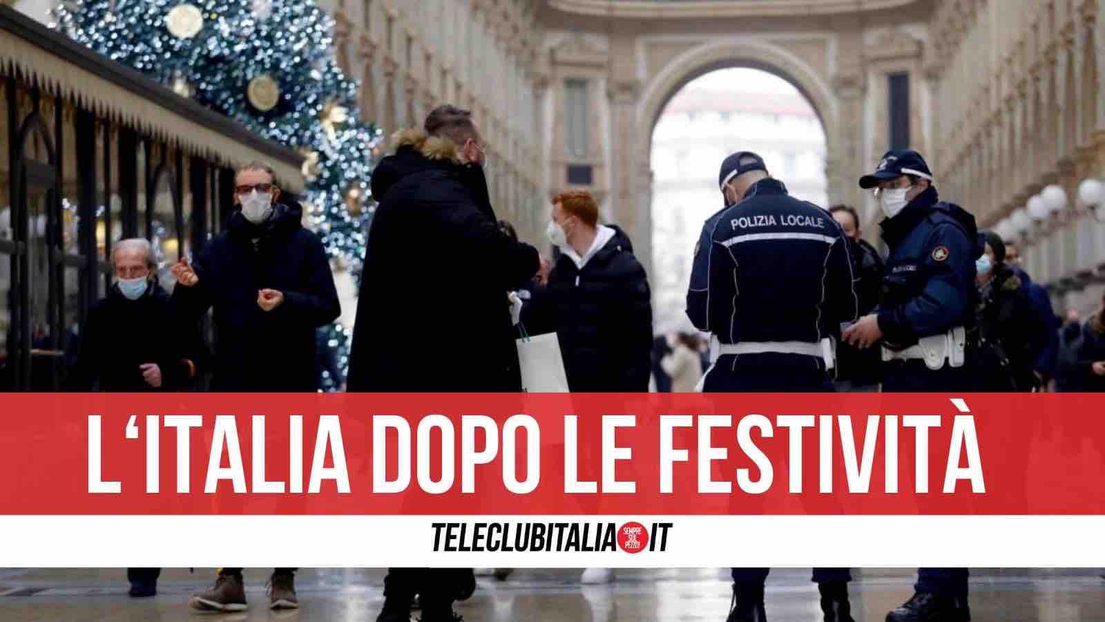 italia 7 gennaio