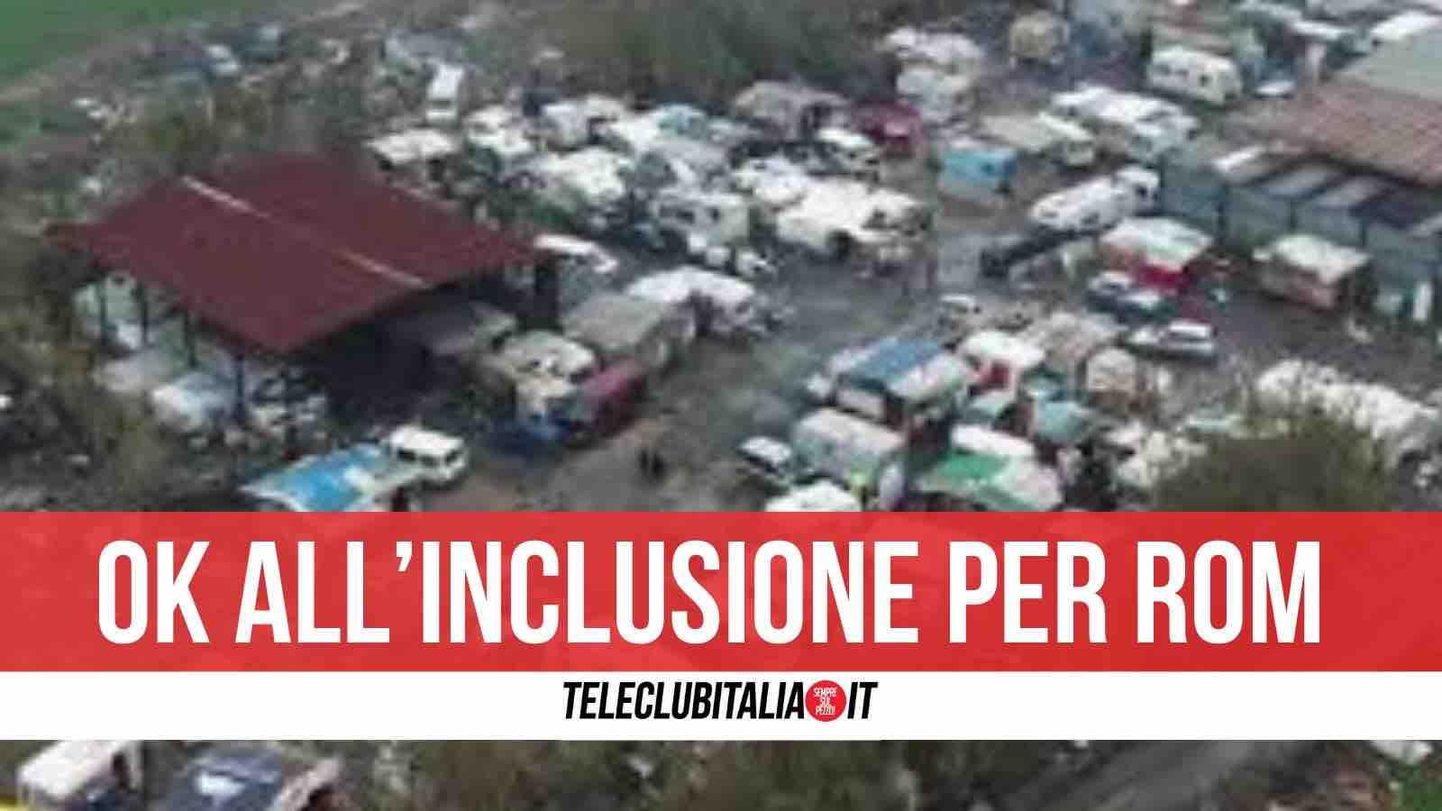 rom giugliano progetto abramo