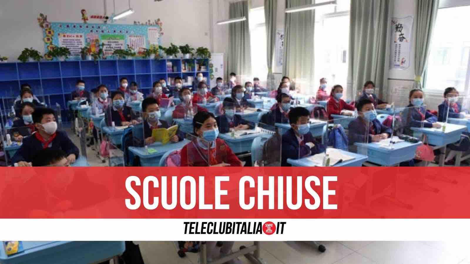 scuole pechino