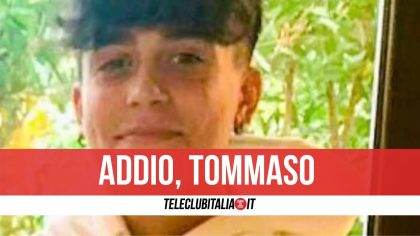 Tragedia a Fermo, si sente male in casa: Tommaso muore a 15 anni